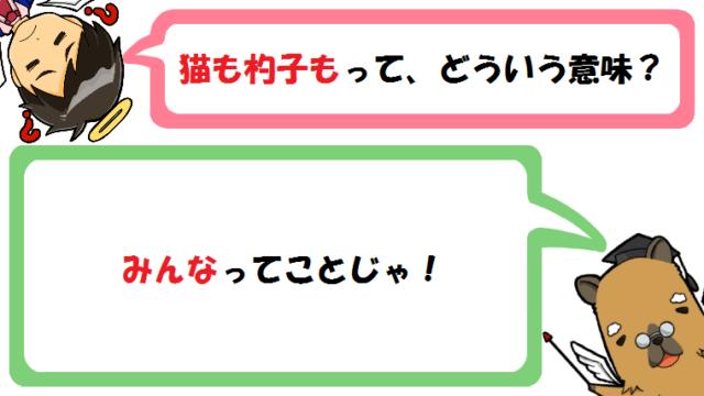 猫も杓子もの意味とは?由来/類語/例文は?一休さんや落語にも登場?